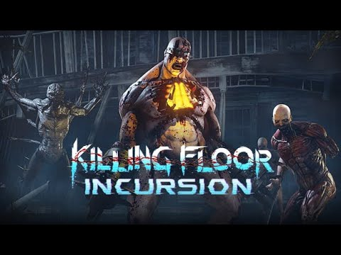 Which one?!?!? | Killing Floor: Incursion |