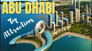 Beautiful Abu Dhabi Top 5 Attractions City Tour *HD* 2013