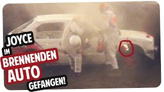 TODESANGST - ich bekomme keine Luft! Tv Total Stock Car | Joyce