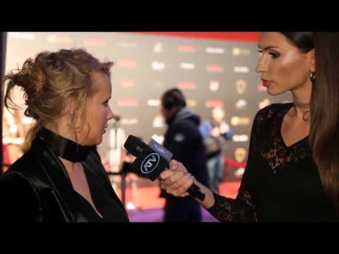 """Joanna Kulig w dniu premiery o filmie: """"Pitbull. Niebezpieczne kobiety"""" reżyserii Patryka Vega"""