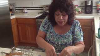 Debi Gutierrez - How To Make Your Own Dog Food / Doggie Meat Loaf