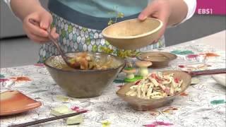 최고의 요리 비결 - 한명숙의 맛있는 봄 북어버섯국과 …