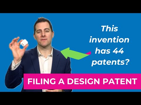How to File A Design Patent Application (The Ultimate Video Guide)