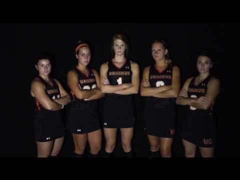 Ursinus Field Hockey Hype 2016