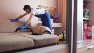 Как делается химчистка мягкой мебели на дому  от cleanram.ru(Как делается химчистка мягкой мебели дивана на дому от cleanram.ru., 2016-10-10T17:30:05.000Z)