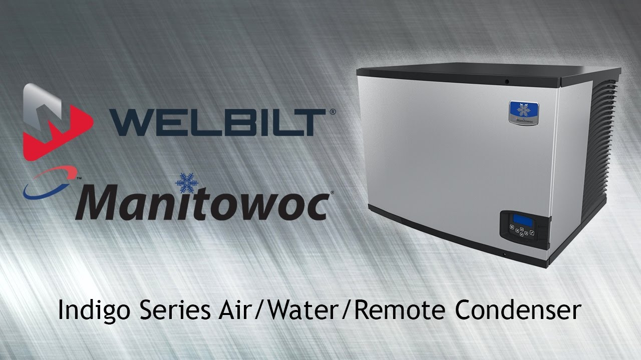 Manitowoc Ice: Indigo Series Air/Water/Remote Condenser Demo on