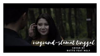 Virgound Ft Audy - (slamat tinggal) cover by buto feat nely