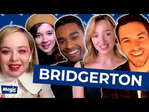 'I walked off in Phoebe's corset!': Bridgerton cast reveal what they stole from set