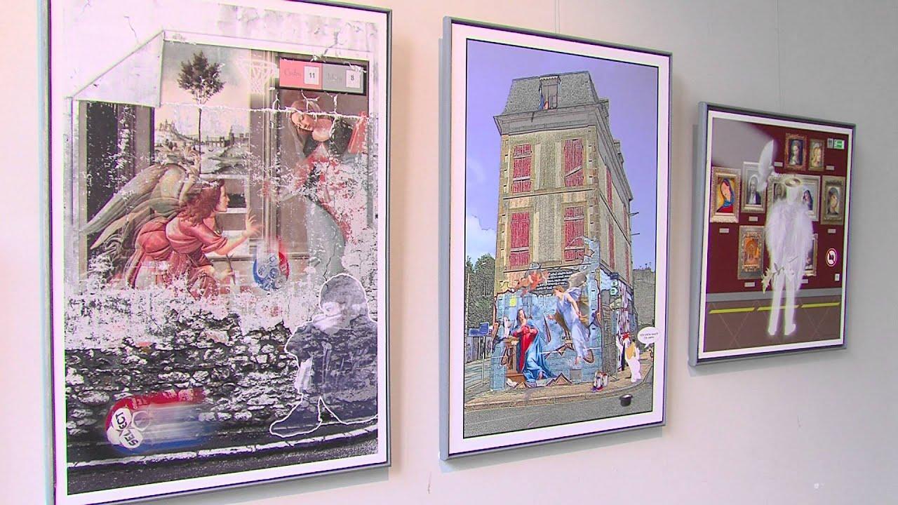 Photographie : Robert Lebatteur met à l'honneur l'infographie