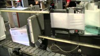 Label-Aire® - 3114-NV Tamp-Blow Three Sided Labeler
