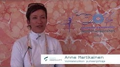 Anne Martikainen: iso askel kohti Olympiaunelmaa