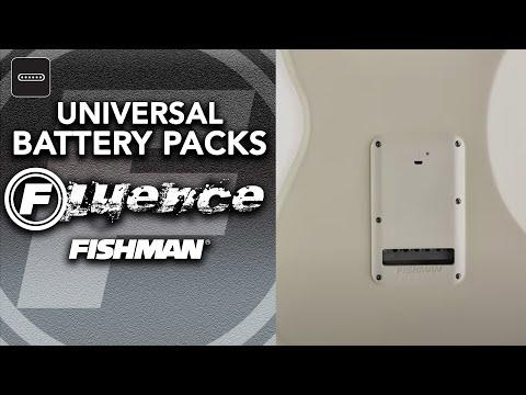 Fishman Fluence Universal Battery Packs (Ken Susi)