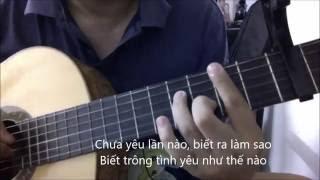 Duyen phan (Le Quyen) [Guitar solo] [K'K]