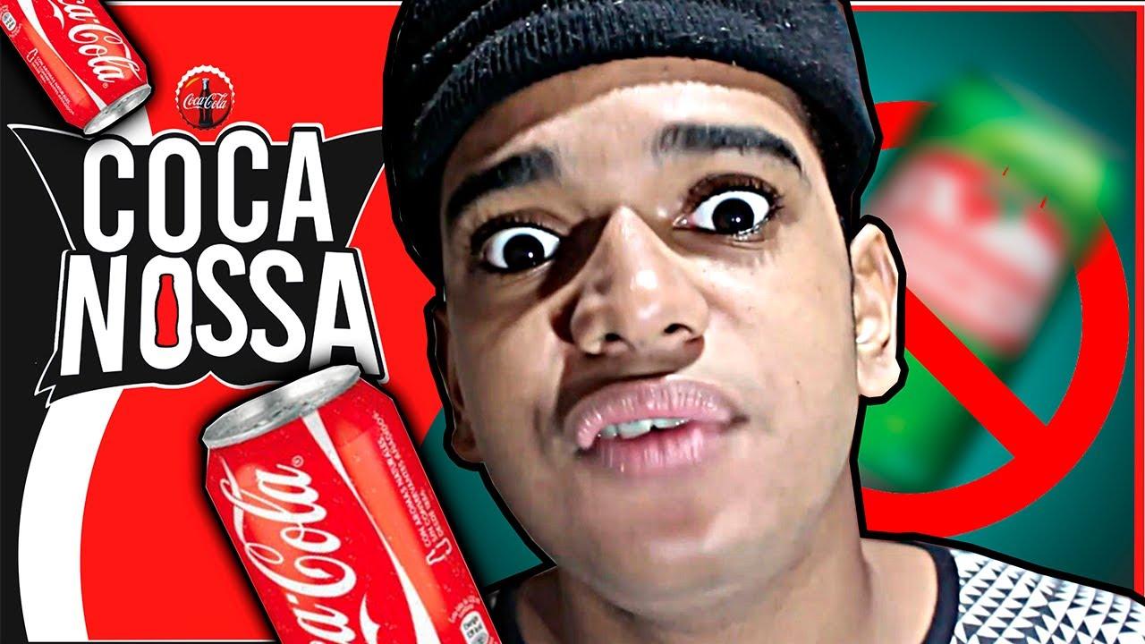 Mrp AGORA É COCA NOSSA!! TCHAU GUARANÁ... #cocanossa