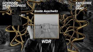 Inside Auschwitz gewinnt den Webvideopreis 2017 in der Kategorie 360° Grad!