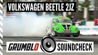 2JZ Volkswagen Beetle Drift Car- Soundcheck Video Series