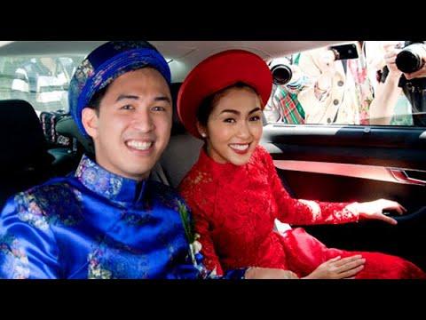 Đám cưới Tăng Thanh Hà 2