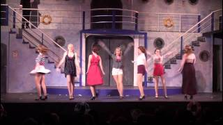 Take Me Back to Manhattan - Anything Goes SBHS