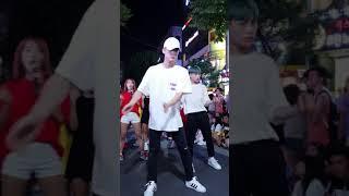 2018.8.12&걷고싶은거리&홍대&공차앞&버스킹&여성댄스팀&Diana&오대표&by큰별