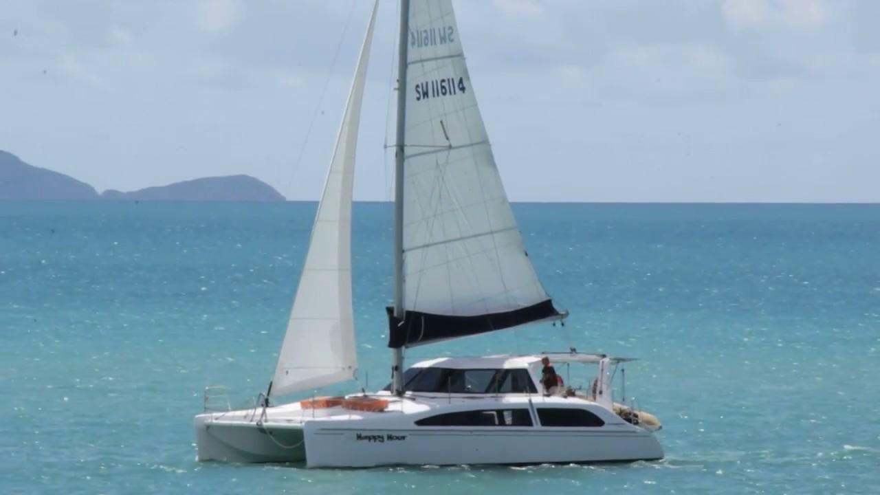 Happy Hour - Seawind 1160 Lite - Yacht Showcase
