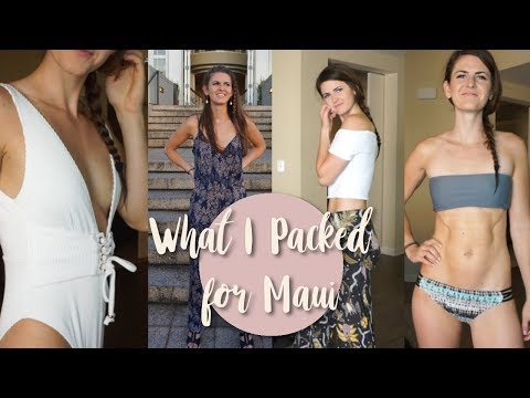 Packing for Maui | Swimsuits, Coverups, Lashes (White Fox Boutique)