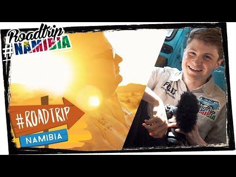 Mit dem VW-Bus durch die Wildniss! / RoadTrip Namibia