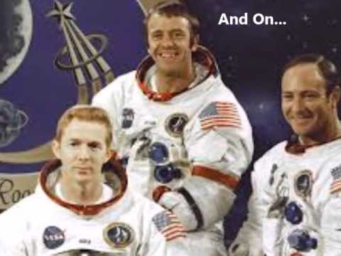 Flat Earth - Apollo and Gus Grissom