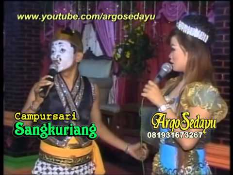 Gareng Palur Full Lucu Ngakak Campursari Sangkuriang