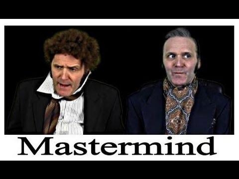 Brian Epstein and Allan Williams on MASTERMIND