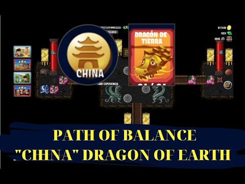 DIGGY'S ADVENTURE PATH OF BALANCE (CHINA DRAGON OF EARTH)