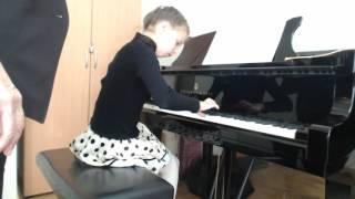 Мастер-класс Т.Г. Шкловская (Фортепиано, Москва)