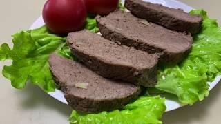Мясо в фольге для вторых блюд и бутербродов. Вкусная обстановка