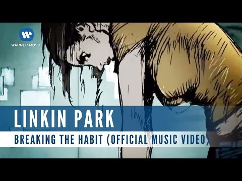 Linkin Park - Breaking The Habbit (Official Music Video)