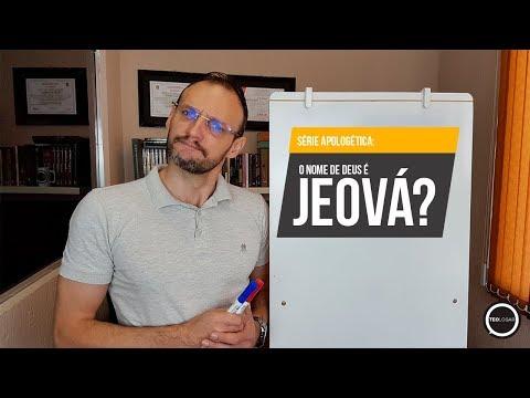 Série Apologética - O Nome De Deus é Jeová?