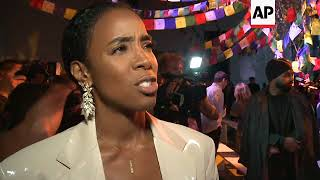 Rowland defends Serena Williams: 'Men say way worse on the court'