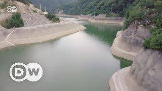 Bulgaristan'da nehirleri öldüren betonlaşma - DW Türkçe
