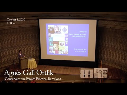 "Agnès Gall Ortlik: ""A Concise Bibliography on the Technology, Deterioration..."""