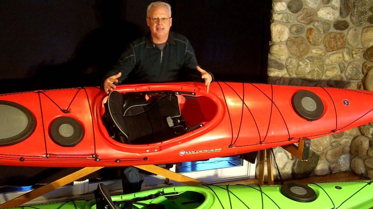 Wilderness Systems Tsunami 145 Kayak Review Youtube