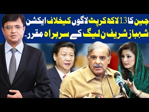 Dunya Kamran Khan Ke Sath - 20 October 2017 - Dunya News