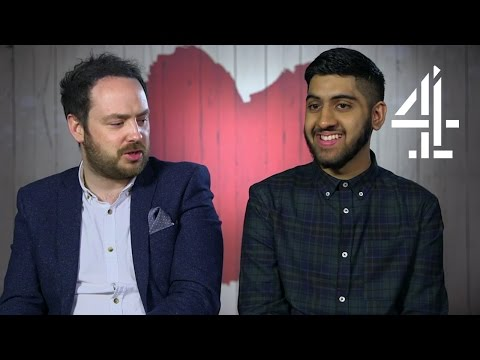 Educating Yorkshire's Musharaf on Celebrity First Dates