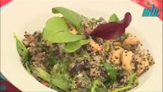 La recette du quinoa