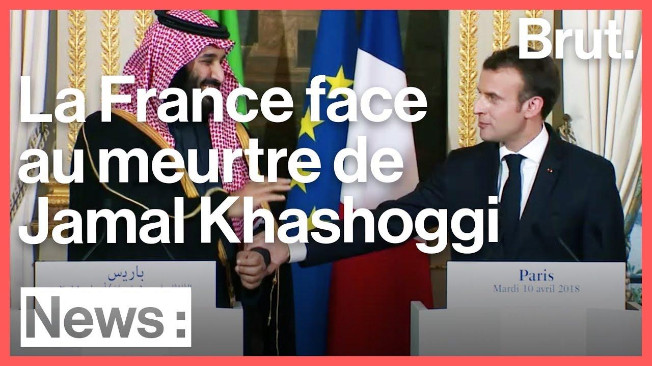 Meurtre de Jamal Khashoggi : la France se montre prudente