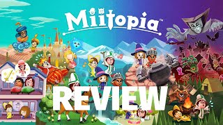 Miitopia Switch Review - Heroes With A Thousand Faces (Video Game Video Review)