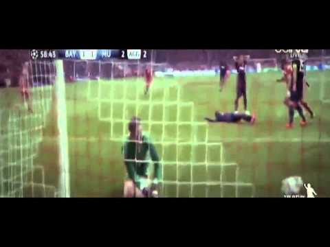 Bayern Munich vs Manchester United 3 1 All Goals and FULL Highlights CL HD 2014
