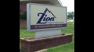 Zion Church ~ Service for June 14, 2020. Leadership Sunday