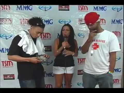 Dream Team Interview from Music Industry Seminar Hosted by Fourth Quarter Entertainment