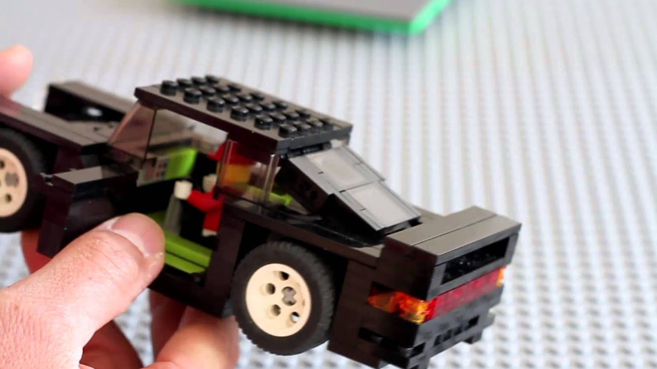 lego ultimate build porsche 959 youtube. Black Bedroom Furniture Sets. Home Design Ideas