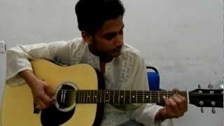 Kyun Chalti Hai pawan Guitar cover..