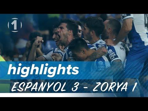 Resum Espanyol 3 - Zorya 1 (TV3)