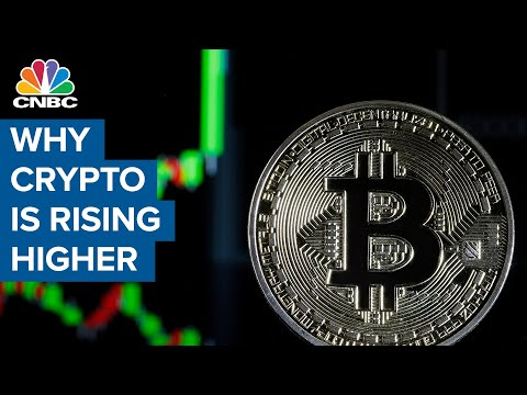 Why Bitcoin And Cryptocurrencies Are Continuing To Tick Higher